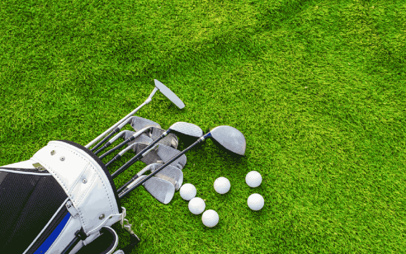 golf play area