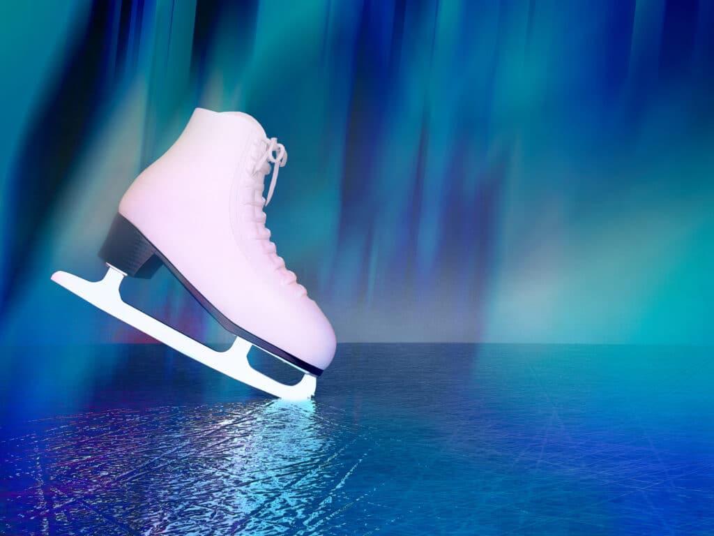 Ice Skates short edge
