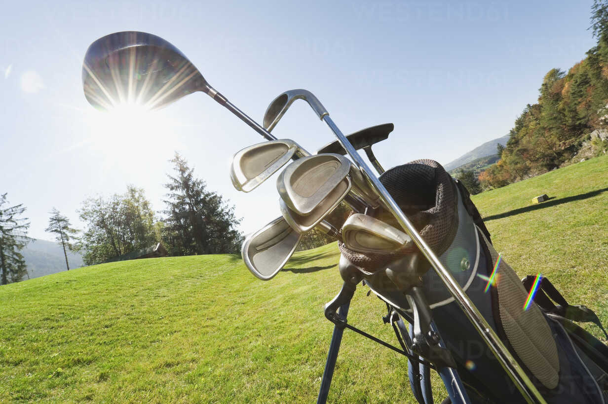 Different types of Golf