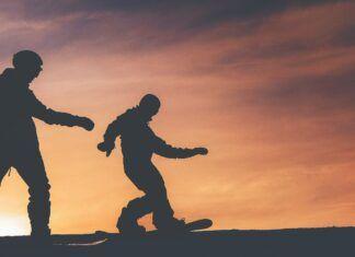 snowboarding coach
