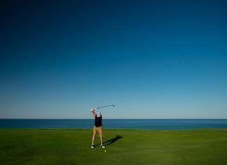types of golf